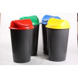 Cos de gunoi Delta 60 litri