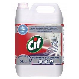 Detergent pentru baie - CIF