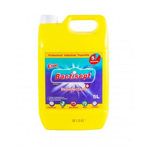 Dezinfectant gel - BACTISEPT Lemon
