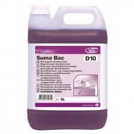 Detergent dezinfectant - Suma Bac D10