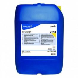 DIVOCIP - Detergent alcalin clorinat, 20 litri