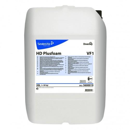 HD PLUS FOAM - Detergent spumant puternic alcalin, 20 litri