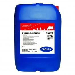 DEOSAN ACIDOPHY - Detergent pentru ferme de vaci, 20 litri