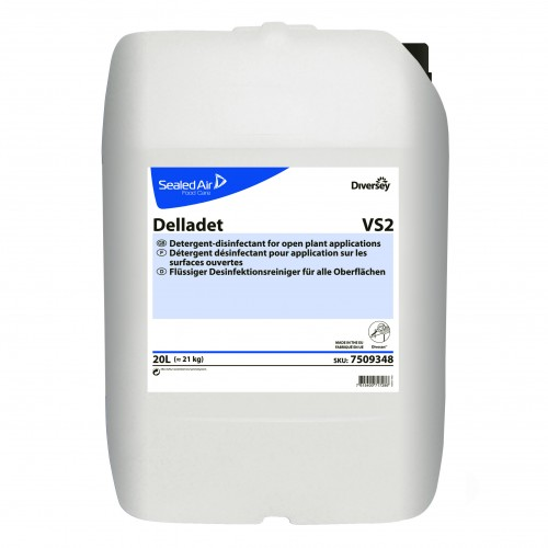 DELLADET - Detergent concentrat dezinfectant, 20 litri