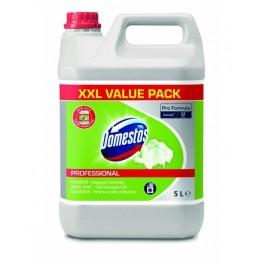 Inalbitor de rufe - Domestos 5 litri