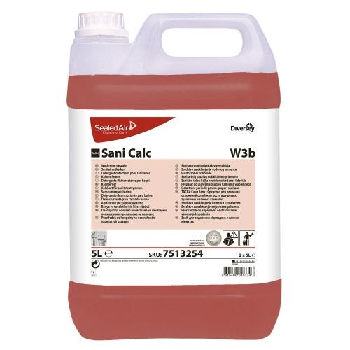 Detergent pentru grupurile sanitare - Taski Sanicalc