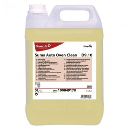 Detergent dezincrustant - Suma Oven Clean