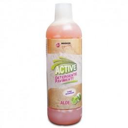 HOOVER Active Aloe - Detergent concentrat pentru pardoseli, 1 llitru