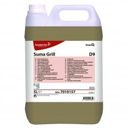 Detergent pentru cuptoare - Suma Grill D9