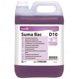 SUMA BAC D 10 - Detergent dezinfectant 5 litri