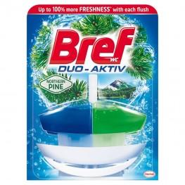 BREF DUO ACTIV - Odorizant WC 50 ml